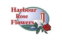 Harbour Rose Flowers logo