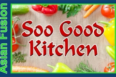 Soo Good Kitchen design for sign