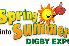 Spring into Summer Expo logo