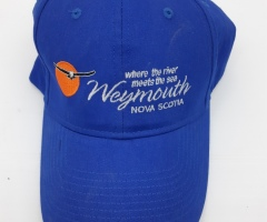 Embroidered Weymouth Hat - Designed by Digby Print & Promo