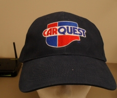 Embroidered CarQuest