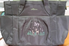 Embroidered bag - Designed by Digby Print & Promo