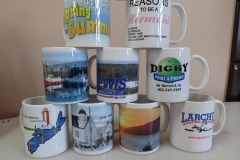Personalized mugs - Designed by Digby Print & Promo