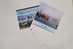 Digby County Calendar 2018 - Designed by Digby Print & Promo